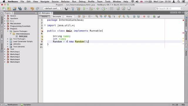 ۲۲- توضیح Threads در جاوا Java
