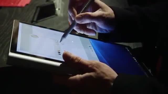 اولین لپ تاپ مایکروسافت معرفی شد - پورتال امروز آنلاین