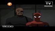 مرد عنکبوتی شگفت انگیز - قسمت اول - بخش دوم - دوبله فارسی