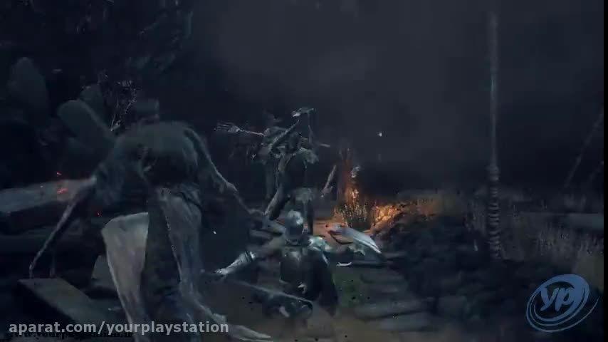 تریلر جدید از گیم پلی عنوان Dark Souls III
