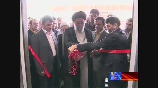 افتتاح بیمارستان سوانح سوختگی گرگان