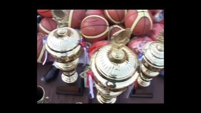 قهرمانی دبیرستان سلام تجریش در جشنواره ورزشی مدارس سلام