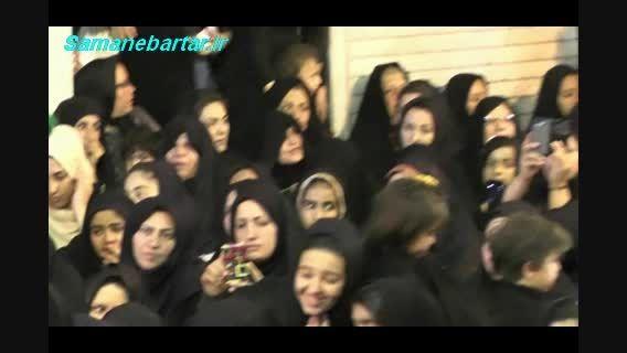 همایش شیرخوارگان حسینی در شهرستان سامان