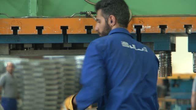 خط تولید کولر آبی