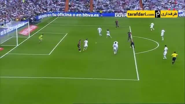 5 گل برتر نیمار در بارسلونا