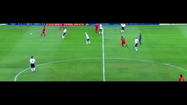 هایلایت بازی کریس رونالدو مقابل آلمان (جام جهانی 2014)