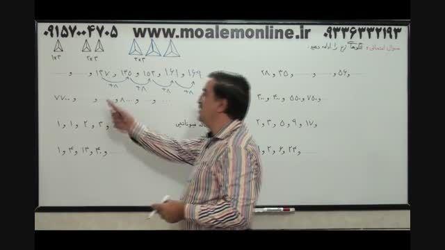 ریاضی چهارم ابتدایی از پایه تا تیزهوشان