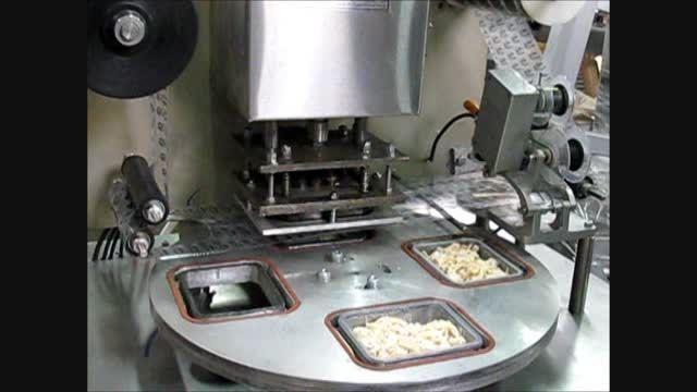 بسته بندی سالاد-بسته بندی سالاد الویه-سیل ظرف