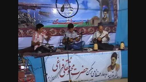 """موزیک ویدیو """"Ghari Galla"""" از باخشی امین سعادتی + دانلود"""