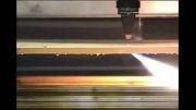 برش لیزر بر روی ورق اکریلیک پلکسی گلاس