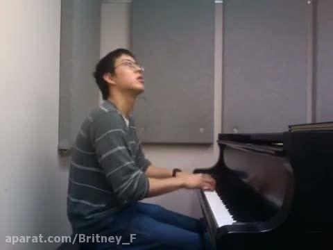 ( Britney Spears - I Wanna Go ( Piano Cover