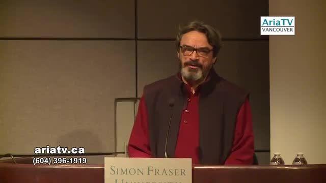 سخن رانی حسین علیزاده در ونکوور – ۷ شهریور ۹۴