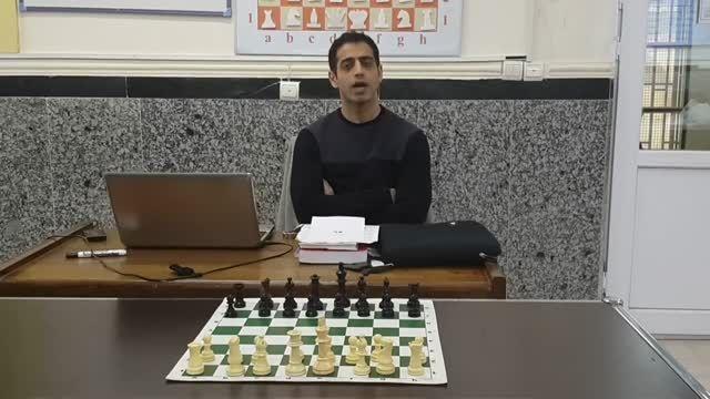گفتگوی متفاوت عقاب شطرنج ایران با پایگاه همدان شطرنج
