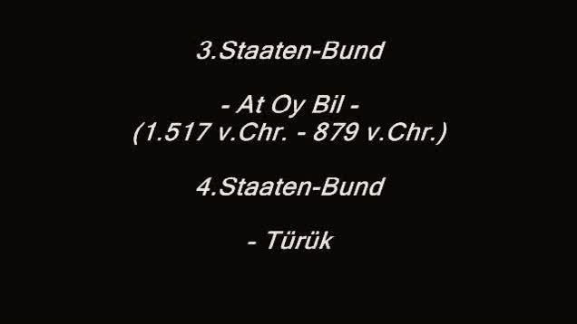 مستند آلمانی - تاریخ ترکان (ترکان مخترعین الفبا)