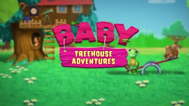 تریلر بازی کودکانه Baby Tree House v1.0.1 اندروید