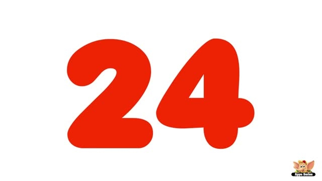 آموزش اعداد انگلیسی -Learn Numbers