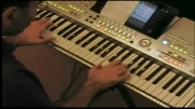 LIVE DJ FLO plays 10 Swedish Dance Songs LIVE without a break on Keyboard LiveDjFlo Synth Cover -