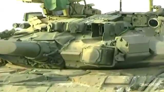 نگاهی کوتاه به تانک های روسیه