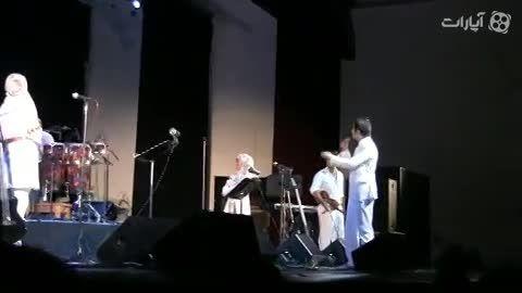 کنسرت نیویورک گروه آریان/2010