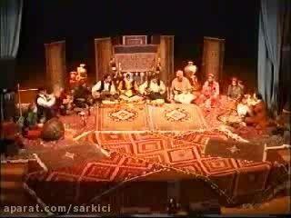 کنسرت شاد قشقایی در شیراز♫♫♫ - ترکی ایل قشقایی
