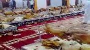 ماه مبارک رمضان و اسراف کردن عرب ها در ماه رمضان خودتون ببینین بهتره