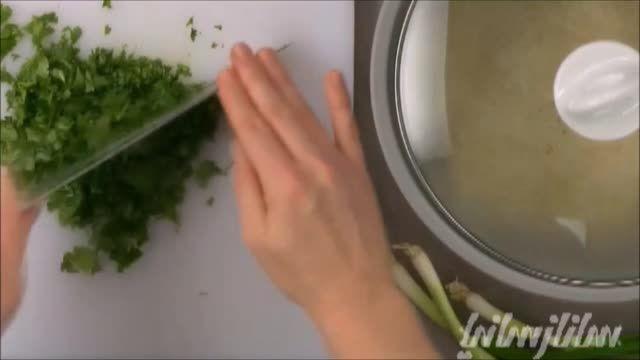 طرز تهیه پایلای نارگیلی