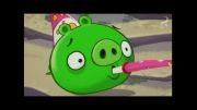 انیمیشن سریالی پرندگان خشمگین۲۰۱۳ |قسمت 4| دوبله فارسی گلوری