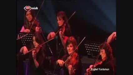 آهنگ زیبای آذربایجانی آیریلیق ayrilik -فولک ترکی آذربای