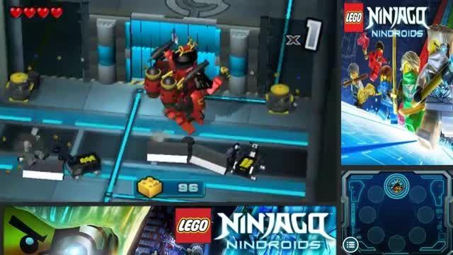 گیم پلی بازی لگو نینجاگو ربات های نینجا-پارت11