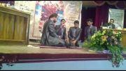 گروه تواشیح مسک استان اصفهان-مسابقات کشوری تواشیح بسیج دانشجویی بوشهر-قسمت دوم