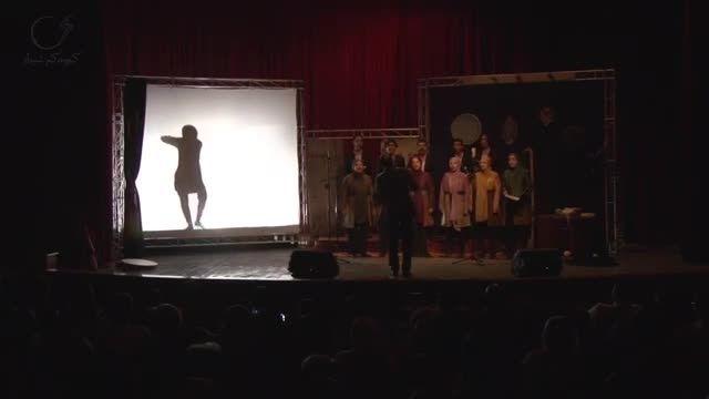 """گروه کر شیراز - """"لای لای"""" موسیقی فولکلور ایرانی"""