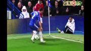 دریبل و حرکات فوق العاده در فوتبال