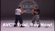 آموزش تکنیک دفاع شخصی در برابر چاقو