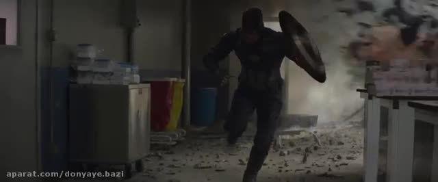 نخستین تریلر فیلم Captain America: Civil War