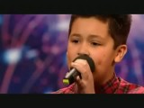 خواننده ی 12 ساله ی ایرانی  در برنامه ی خارجی (نبینی بد جوری ضرر کردی)