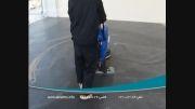 اسکرابر- زمین شور کابلی- کف شوی باتری دار