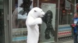 دوربین مخفی خرس جالبس