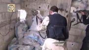 سوریه-کلیپ خیلی خیلی..زیبا و خنده دار ازسوپر تک تیر انداز سوری