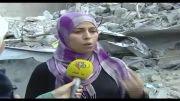 قتل عام کامل 60 خانواده در غزه