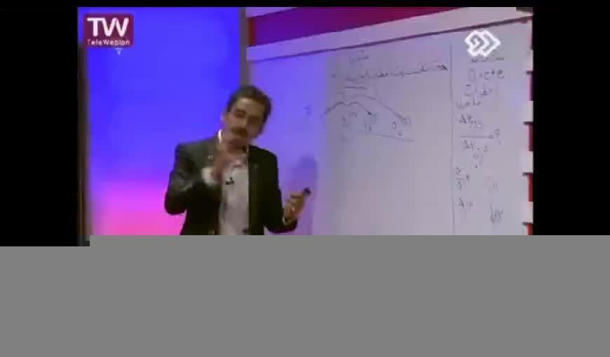 آموزش درس فیزیک به روش حل تست سرعتی - کنکور ۱۶