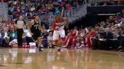 ده بازی برتر جان وال John Wall در فصل 13-2012 لیگ بسکتبال NBA