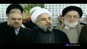 حضور رییس جمهور در مرقد حضرت امام ره
