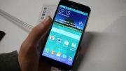 اولین نتایج بنچمارکهای Galaxy S5