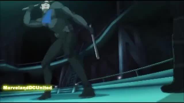 nightwing vs robin full fight (batman vs robin) :3