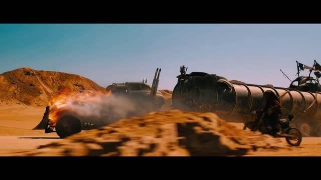 تریلر ساختگی فیلم مکس مد 2015 - کاری از احسان فارسی