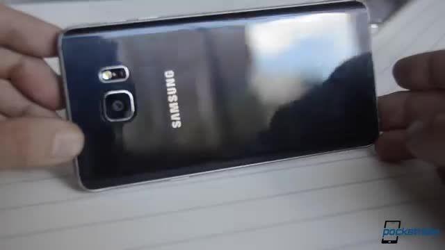 تست سامسونگ گلکسی نوت 5 -Samsung Galaxy Note 5 Hands On