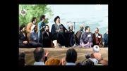 عبدصالح :خاطراتی از امام خمینی (ره) به روایت مقام معظم رهبری