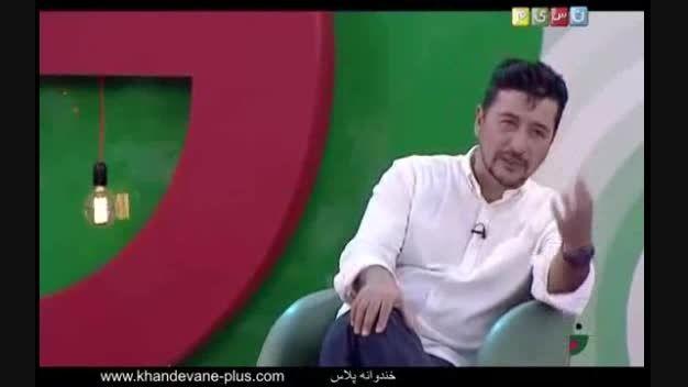 دعوت اهدا سلول بنیادی امیر حسین صدیق ازمردم در خندوانه