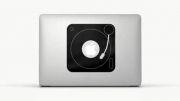 تبلیغ زیبای نوت بوک اپل . مک بوک ایر Mac Book Air