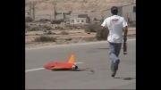 LZ Zvika Gripen gear up landing